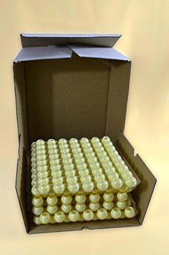 Pralinen Hohlkugeln weiße Schokolade 504 Stück
