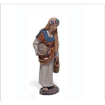 BEL021 Angel de la Anunciaci/ón Triciclo Editores Bel/én Delprado J.L.Mayo