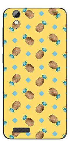 Disagu SF-108098_1140 Design Folie für Phicomm Energy L - Motiv Ananas 02