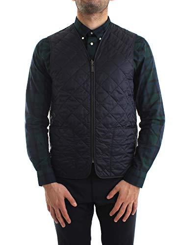 Barbour BAGIL0019 NY92 Mantel Mann blau XL