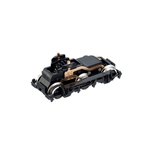 ■[取寄] トミックス [0476] DT132A形 動力台車(黒台車枠・黒輪心・銀車輪・3軸・輪心付)(DE10形用)(1個入) NゲージTOMIX鉄道模型パーツ