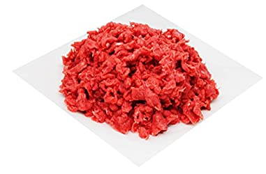 ZAC Butchery Fresh Low Fat Minced Beef, 250g (Halal) - Chilled