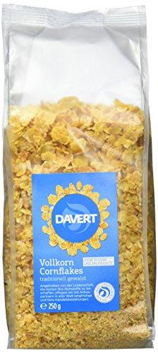 Davert Vollkornflakes, 6er Pack (6 x 250 g)