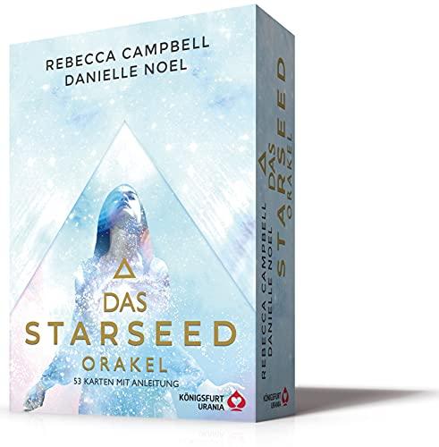 Das Starseed Orakel (The Starseed Oracle) 53 Karten mit Anleitung (deutsch)