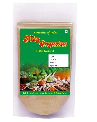 Holy Organics 100% Natural products Mulethi Powder Licorice Root - Pack of 100g