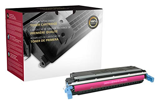 Inksters Remanufactured Toner Cartridge Replacement for HP C9723A (HP 641A) - Magenta
