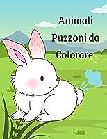 Animali Puzzoni da Colorare: Libro Divertente per Adulti e Bambini