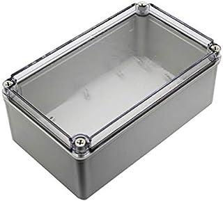 DZF697 1pc 250 * 80 * 70 boîte de jonction étanche à l'eau Transparent