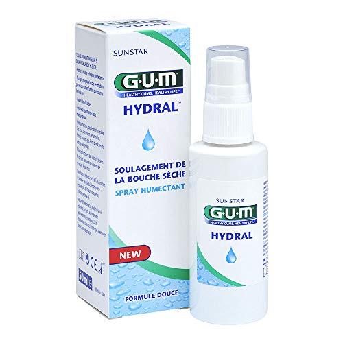 Gum Hydral bevochtigingsspray, 50ML