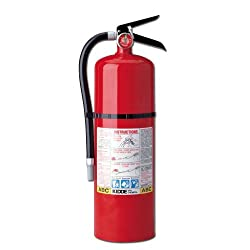 Top 5 Best Fire Extinguishers for Fire Safety 8