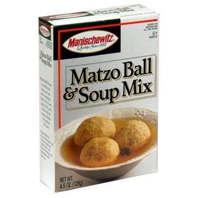 Manischewitz Mix Matzo Soup San Francisco Mall Ball quality assurance
