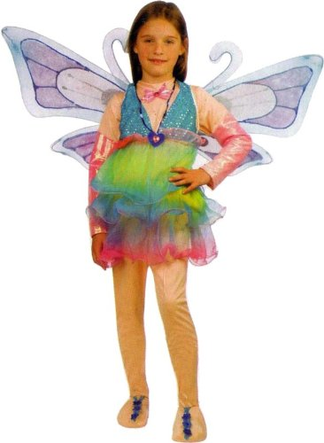Costume Winx Enchantix - Bloom - taglia 4