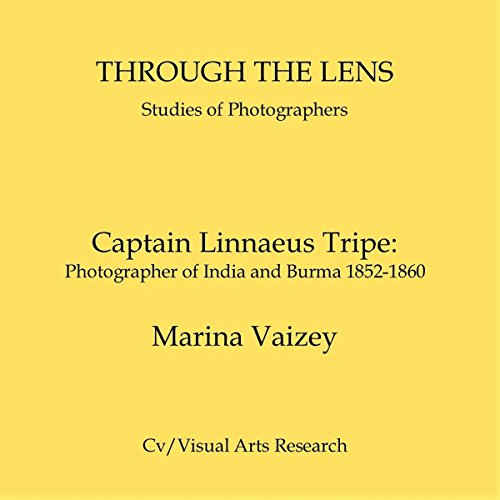 Captain Linnaeus Tripe audiobook cover art