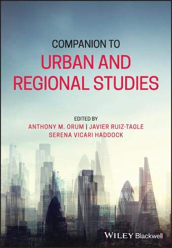Compare Textbook Prices for Companion to Urban and Regional Studies 1 Edition ISBN 9781119316824 by Orum, Anthony M.