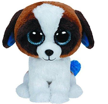 Ty Beanie Boos - Duke the Dog 10' BUDDY
