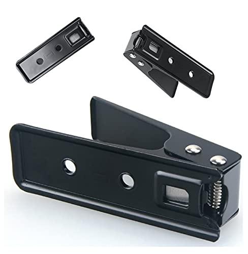 F.Wave【即日出荷】使いやすいSIMカードカッターシムカッターmicrosimnanosim変換SIM変換アダプター+きちんとカット出来る金属トレイ+SIMアダプター用シール、やすり付(黒色)