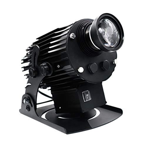 HXZB 150W van de GOBO LED-logo-projector, op maat gesneden beeld, roterende functies van de zoom en Messa A vuur met afstandsbediening, buitenlamp.