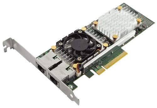 Dell 540-11152 QLogic 57810 Low Profile Network Adapter for PowerEdge R320/R420 - Multi-Colour