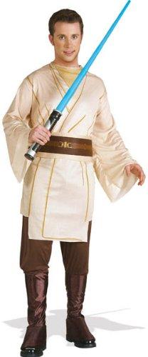Star Wars - ST-16803STD - Costume - Jedi - Adulte - Taille STANDARD