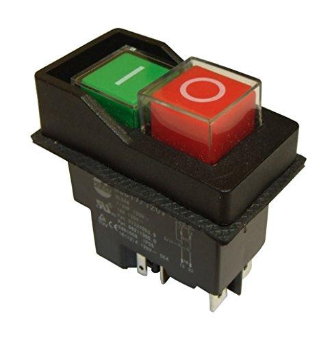 Belle Interrupteur marche/arrêt pour bétonnière Minimix modèles 140 et 150 110 V