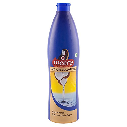Meera Pure Coconut hair oil