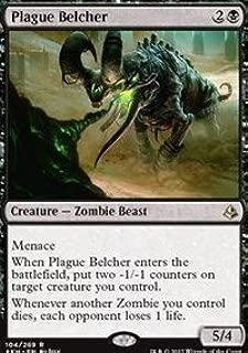 Wizards of the Coast Plague Belcher - Amonkhet