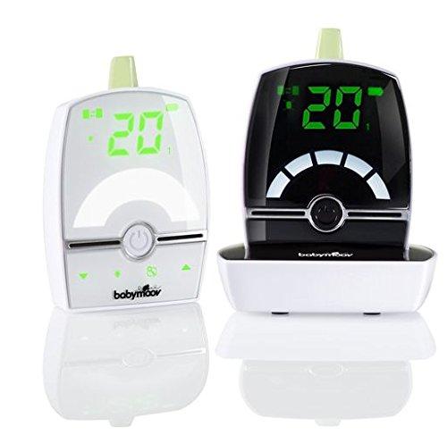Babymoov A014201 Babyphone Premium Care (Digital Green), weiß/schwarz