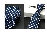 Beenle Icey-ties 6 cm lazos para hombres flaco Tie vestido de boda corbata de cuadros Cravate Business Gravatas para Homens Slim Shirt accesorios lote - Gris - Talla
