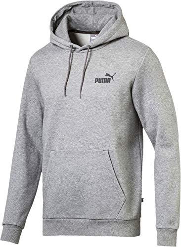 Puma 851744 Sweat-shirts Homme Medium Gray Heather FR : L (Taille Fabricant : L)
