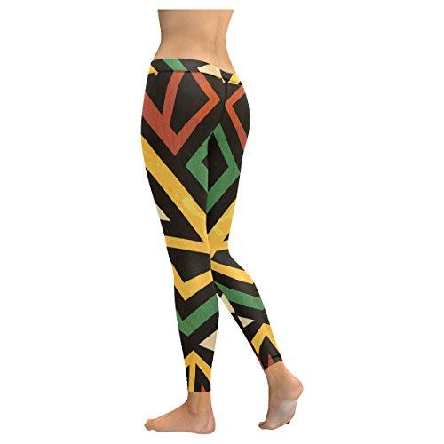 Jahbiz Damen Leggings Multi Gr. XXX-Large, Multi