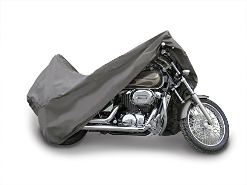 265 x 105 x 125 cm XYZCTEM Motorbike Cover Waterproof Motorcycle Cover All Season Outdoor Protection Durable Oxford Fabric
