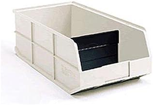 1800serisi raf bin [6] set boyutu: 17,8cm H x 21cm W x 52,1cm D