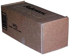 $33 » Shredder Waste Bags, 14-20 gal Capacity, 50/Carton