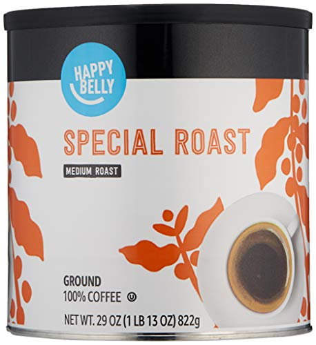 Amazon Brand  Happy Belly Special Roast Canister Coffee Medium Roast 29 Ounce