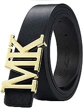Men's Reversible Leather Dress Belt 1.3