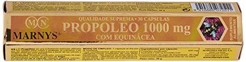 MARNYS Propóleo 1000 mg con Equinácea y Aceite de Germen de Trigo 30 Cápsulas