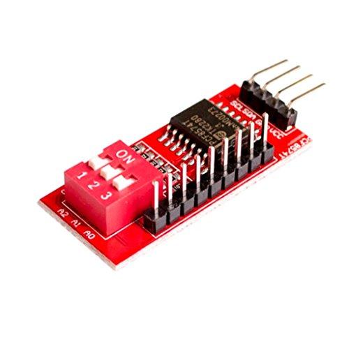 PCF8574T I2C Port Schnittstelle IO Expander Modul Für Arduino Raspberry Pi