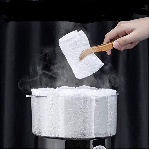 TTLIFE Scalda Asciugamani 202 ° F Sterilizzatore a Vapore Elettrico Multi-in-1 Riscaldamento rapido in 10 Minuti Riscaldamento rapido per Attrezzature per Spa/saloni