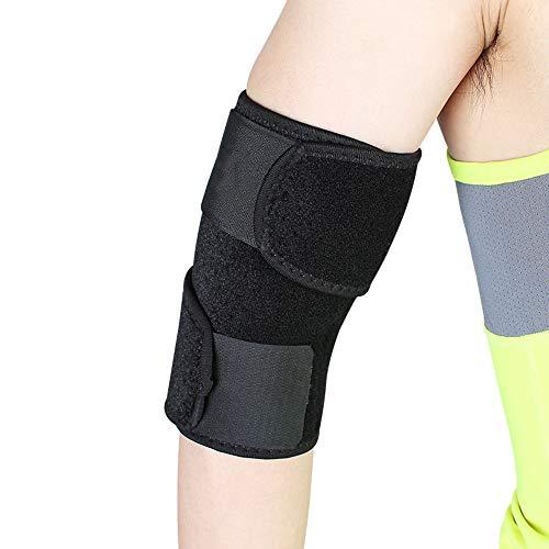 WY-Elbow Ellenbogen Orthese Ellenbogenschutz (1 Paar) - Ellbogenmanschette für Sehnenentzündung, Tennisellenbogenorthese und Ellbogenbehandlung für Golfer, Arthritis, Reduziert Ellbogenschmerzen