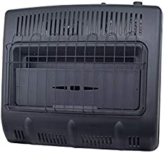 Mr. Heater Vent-Free 30,000 BTU Propane Garage Heater - Black, Multi