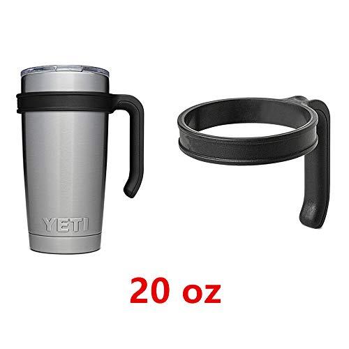 Handle,Straw Lid for YETI Rambler 20oz & 30oz Tumbler (20oz)