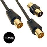 SSL Satellites 3C-2V Cables 15M 3C-2V negro