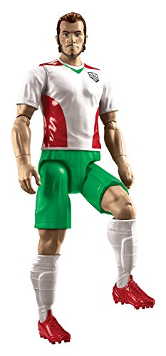 Mattel FC Elite Gareth Bale Soccer Action Figure