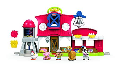 Fisher-Price fkd78poco personas cuidado de animales granja juguete de actividades , color/modelo surtido