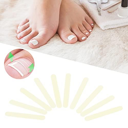 Clips de récupération de lissage des ongles, outil de pédicure Bandes correctrices d'ongles Soins des pieds incarnés pour usage domestique et professionnel