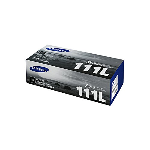 Samsung MLT-D111L Schwarz Original Toner (hohe Reichweite) & MLT-D111S Schwarz Original Toner und Bildtrommel