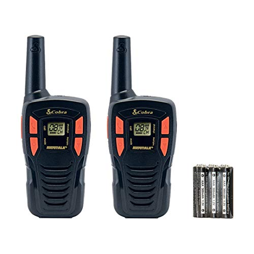 Cobra AM245 PMR 2-Way Radios