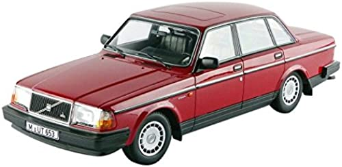Minichamps- Miniature Voiture de Collection, 155171401, Rouge