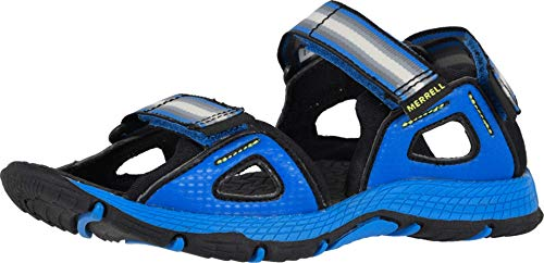 Merrell Unisex-Kinder M-Hydro Blaze Sport Sandalen, Blau (Royal Royal), 29 EU