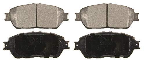 Wagner SevereDuty SX906A Semi-Metallic Disc Brake Pad Set